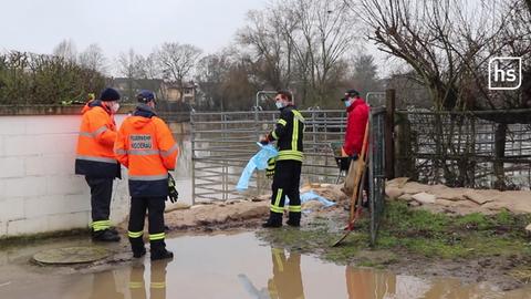 Hochwasser in Nidderau