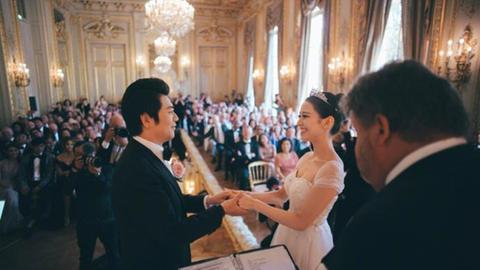 Lang Lang heiratet Wiesbadener Pianistin
