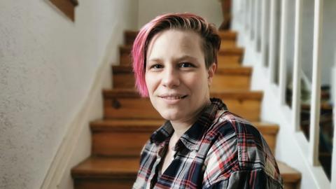 """Jasmin Müller: """"Ich möchte kein Opfer sein. Ich bin Betroffene"""""""