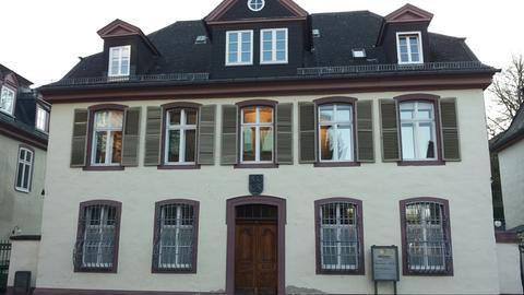 Jobcenter Dillenburg in der Wilhelmstraße