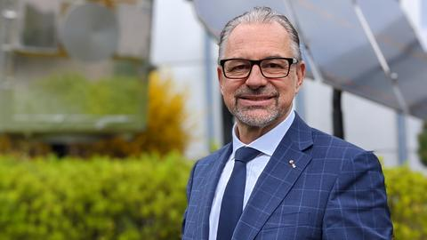 Josef Aschbacher, der neue Generaldirektor der ESA
