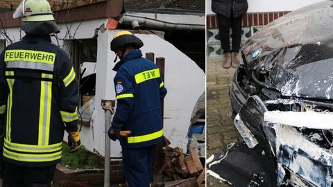 Jugendlicher verursacht Unfall beim Einparken