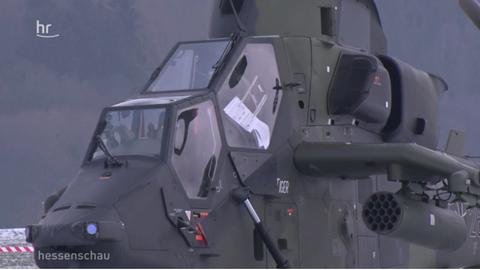 Tiger-Kampfhubschrauber