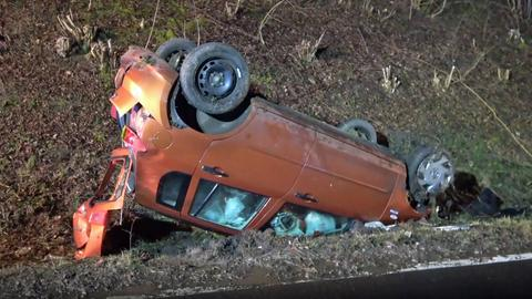 Schwerer Unfall bei Hofbieber