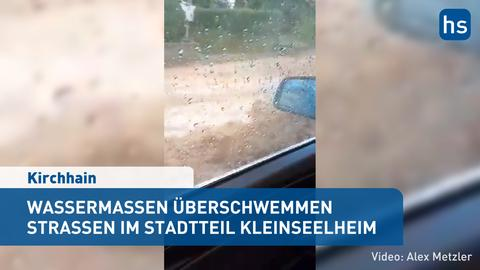 Unwetter in Kirchhain