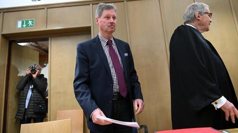 Klemens Olbrich, Bürgermeister von Neukirchen