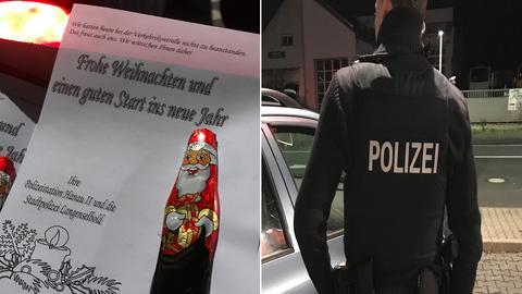 Kombo Polizeikontrolle Nikolaus