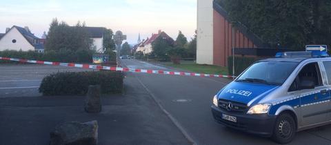Tatort in Korbach