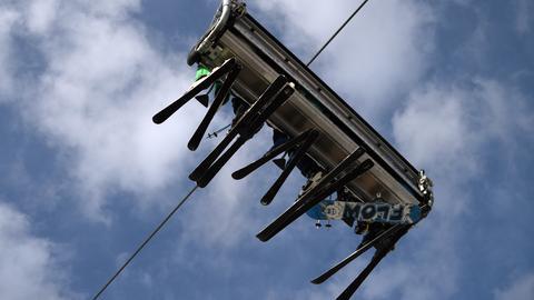 In Willingen entsteht Hessens längster Skilift