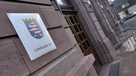 Das Landgericht in Gießen
