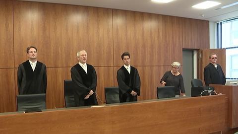 Richter im Landgericht Kassel