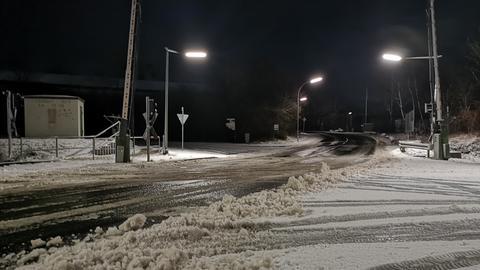 Lauterbach im Schnee