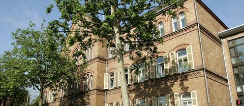 Das Landgericht Limburg.