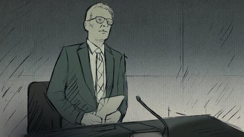 Der Anwalt der Familie Lübcke: Holger Matt
