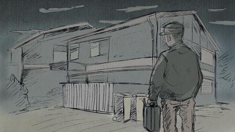 Illustrationen zum Blog über Lübcke-Prozess