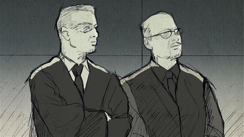 Zeichnung von Ernsts Anwälten (Format 16zu9)