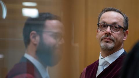 Oberstaatsanwalt Dieter Killmer
