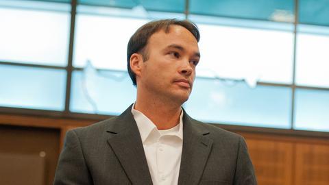 Magnus Gäfgen im Oberlandesgericht Frankfurt