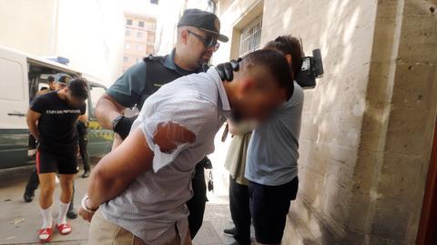 Festnahme auf Mallorca nach Vergewaltigung einer 18-Jährigen.