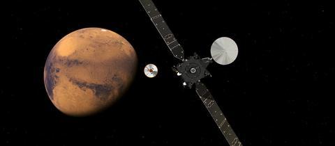 Orbiter ExoMars.