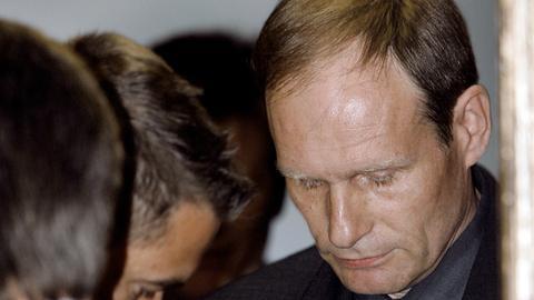 Armin Meiwes im Gericht