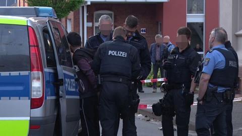 Messerstiche Volkmarsen Festnahme