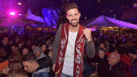 Mr. Gay Benjamin Näßler