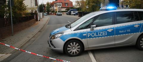 Polizeiwagen Mörfelden