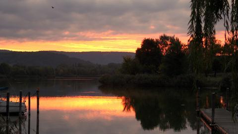 Sonnenaufgang in Eschwege