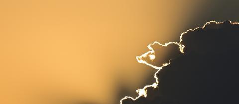 Schweine am Himmeln Gelnhausen Wolken