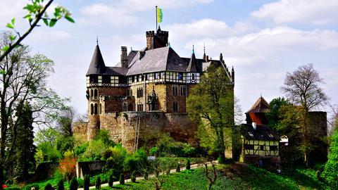 Schloss Berlepsch bei Witzenhausen