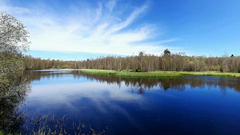 """""""Der Ausflug ins Rote Moor in der Hessischen Rhön hat sich auf jeden Fall gelohnt"""", schreibt uns hessenschau.de-Nutzer Judith Lucas aus Karben zu ihrem schönen Panoramafoto."""