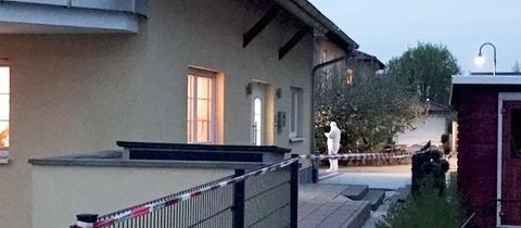 Der Tatort in Ilbenstadt