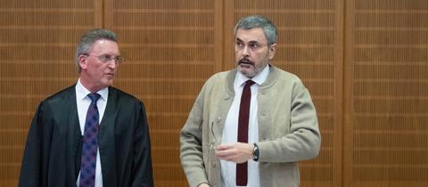 """Mordprozess gegen """"Lasermann"""""""
