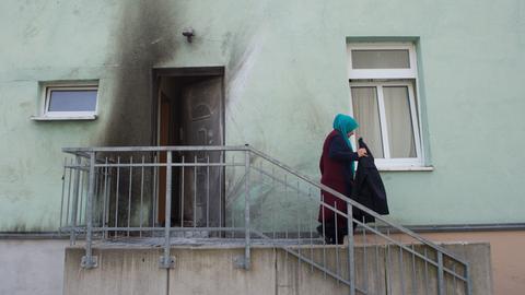Moschee Dresden Anschlag