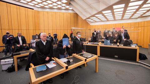 Prozessauftakt im Missbrauchsfall Münster