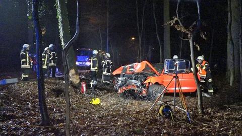 Unfall Dreieich