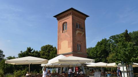 Turm-Restaurant auf dem Wiesbadener Neroberg