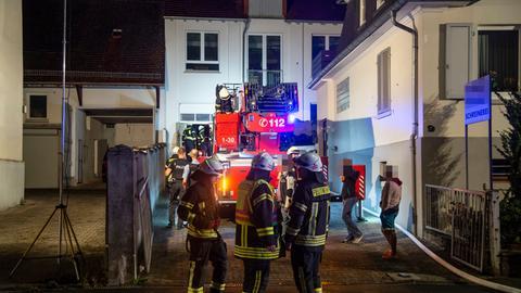 Feuerwehreinsatz in Neu-Anspach
