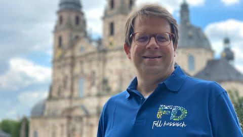 Fuldaer Oberbürgermeister Heiko Wingenfeld