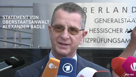 Oberstaatanwalt Alexander Badle