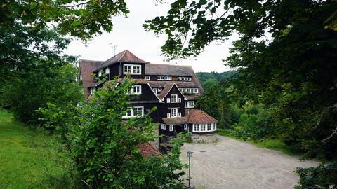 Das Goethehaus der Odenwalschule