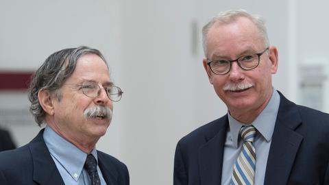 Franz-Ulrich Hartl und Arthur L. Horwich