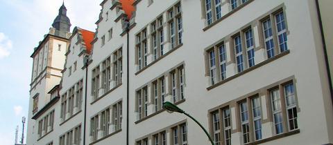 Die I. E. Lichtigfeld-Schule im Philantropin Frankfurt