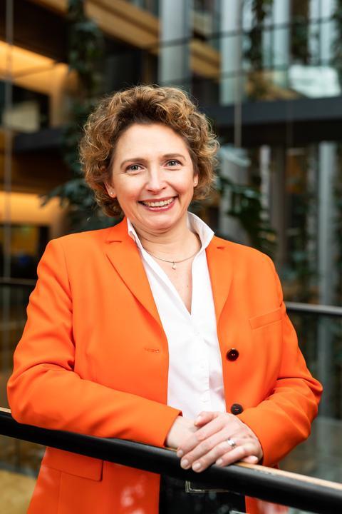 Portrait Nicola Beer (FDP)