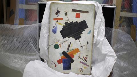 Fälschungen russischer Avantgardekunst