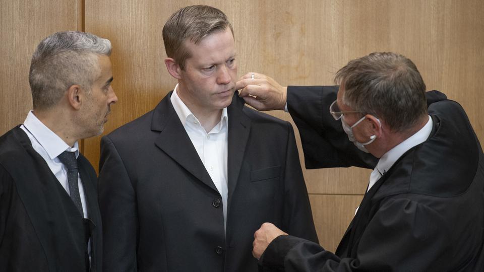 Hauptangeklagter Stephan Ernst