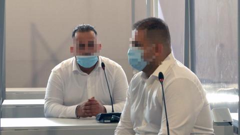 Angeklagte in Gießen