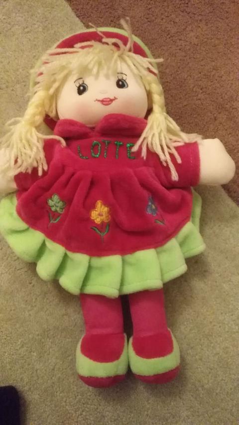 Puppe Lotte