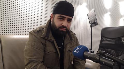 Rapper Azzi Memo stammt aus Hanau.